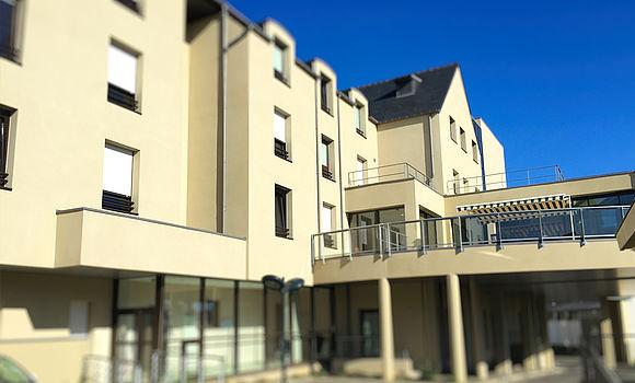 Montbareil - St Jean eudes - façade extension